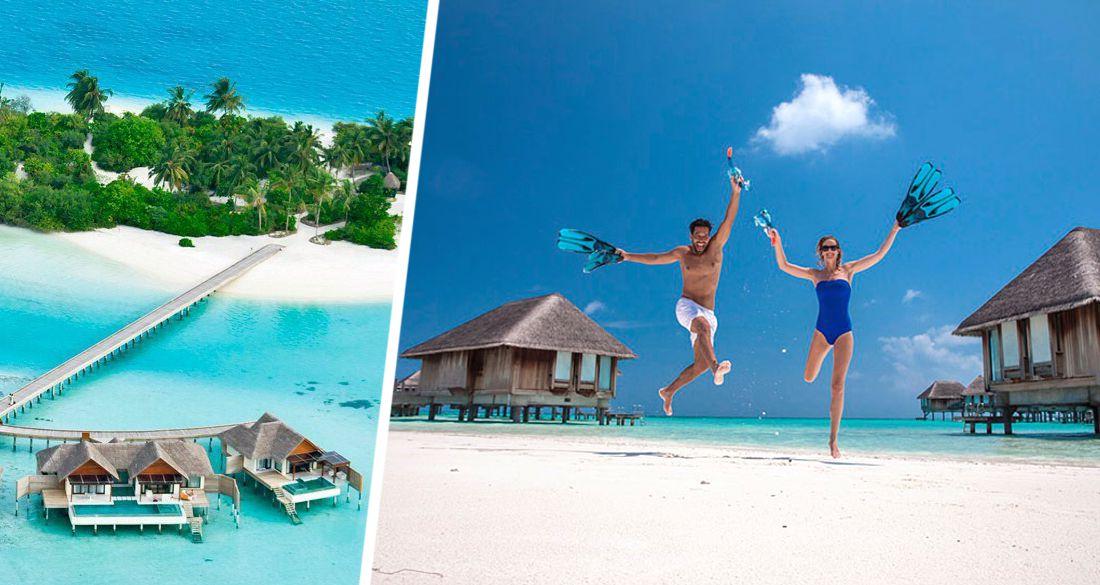 Число российских туристов, посетивших Мальдивы, приблизилось к 50 000