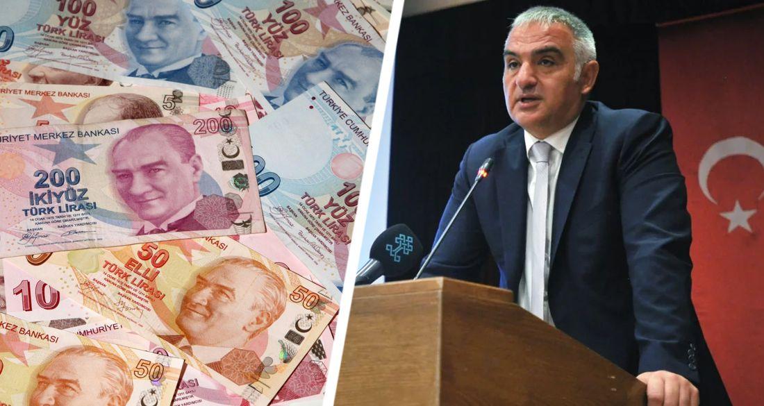 Министра по туризму Турции потребовали отправить в отставку