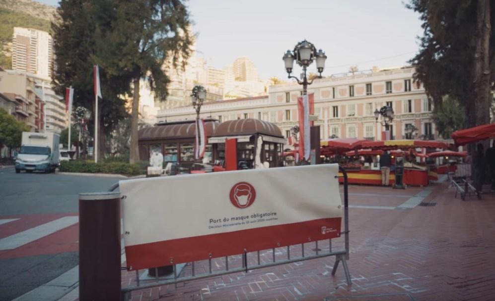 В Монако ужесточили меры: на улицах не появляться, Новый год массово не праздновать