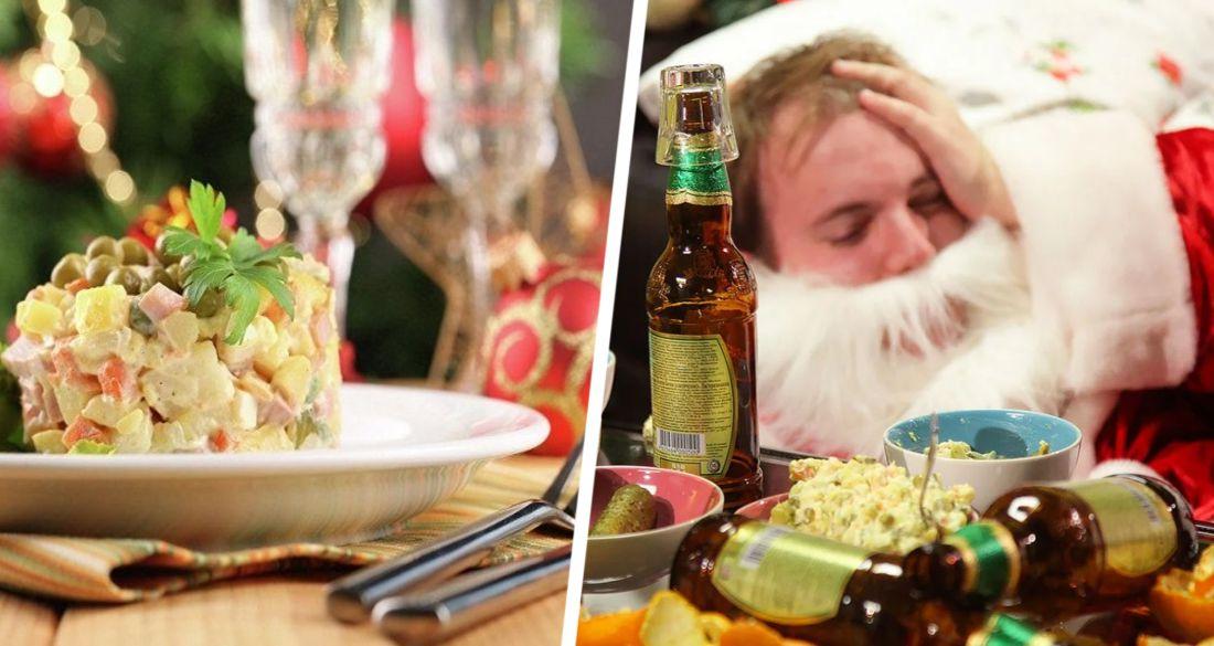 Встретить Новый год и остаться в живых: Роспотребнадзор рассказал, как на праздники не подорвать здоровье