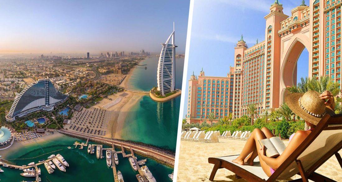 Число туристов в отелях ОАЭ резко взлетело