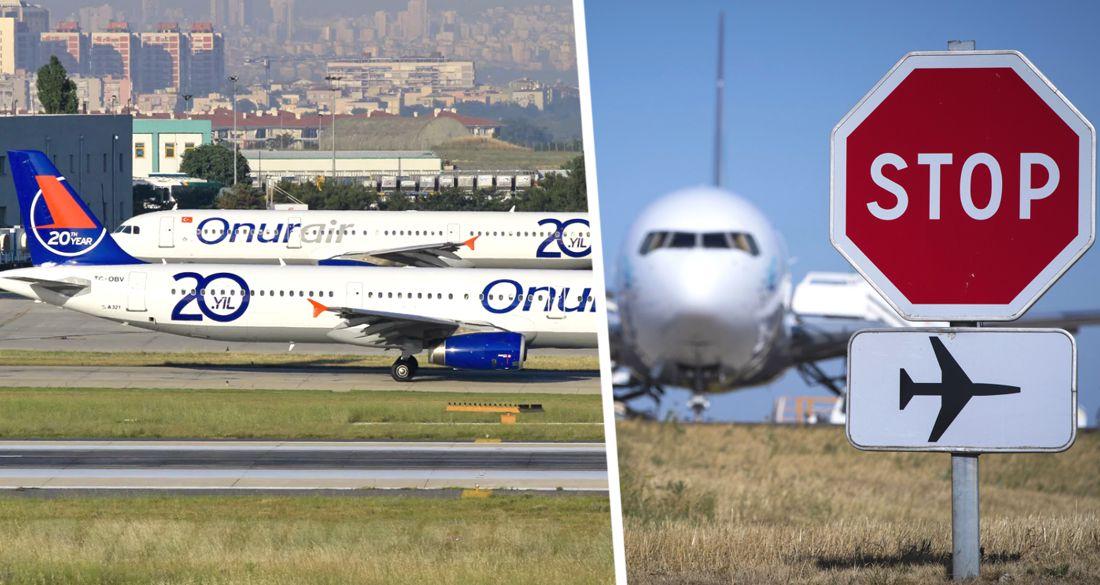 Турецкая чартерная авиакомпания Onur Air сделала заявление: нас надо спасать