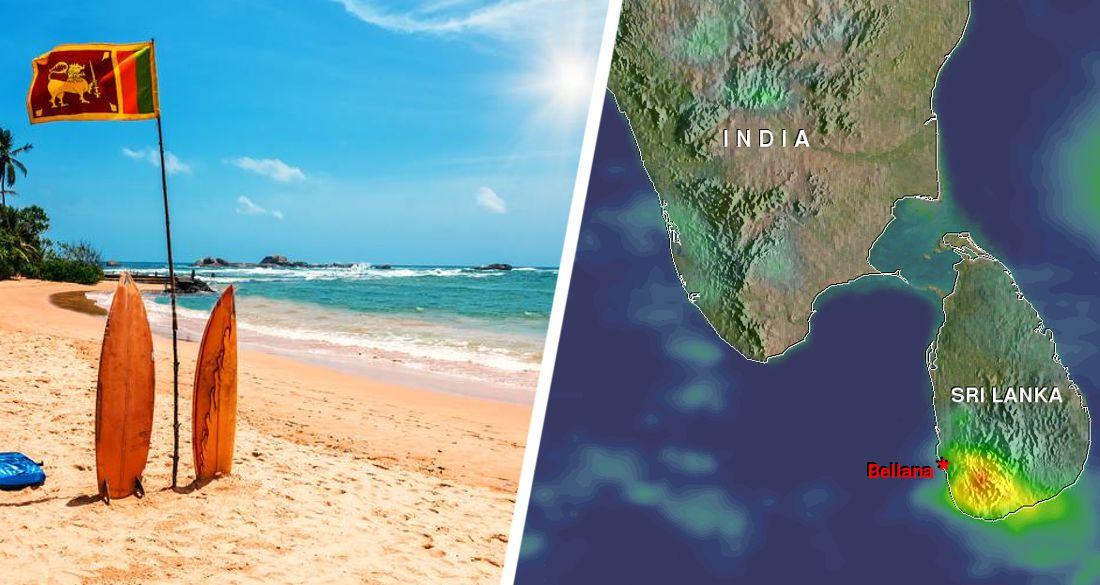 Шри-Ланка отменила плату за посадку и парковку самолетов с туристами, готовясь открыть границы