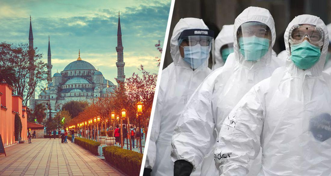 В Турции установлен рекорд по коронавирусу