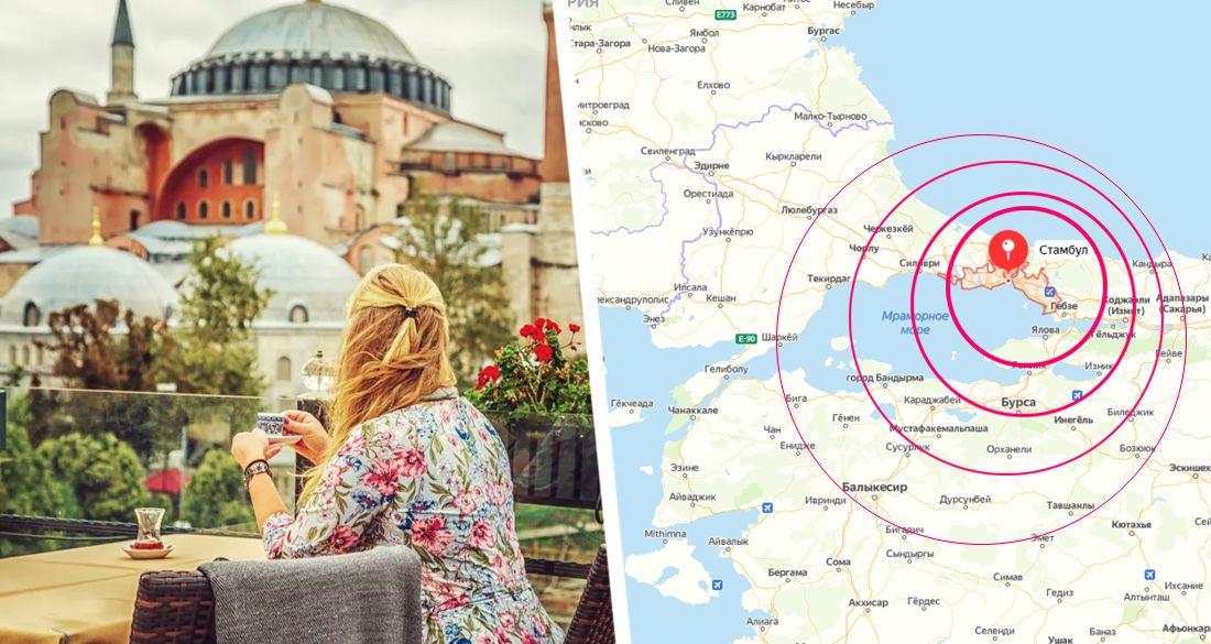 Панические ожидания: в Стамбуле будет разрушено 250'000 зданий новым землетрясением