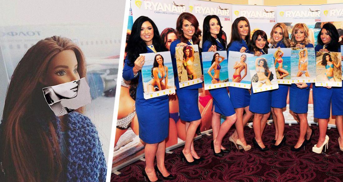 Форма под запретом: российская стюардесса пожаловалась на цензуру авиакомпаний