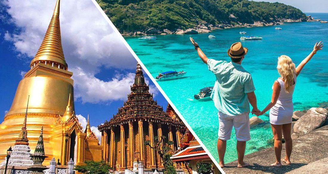 ϟ Министр озвучил, когда Таиланд полностью откроют для туристов