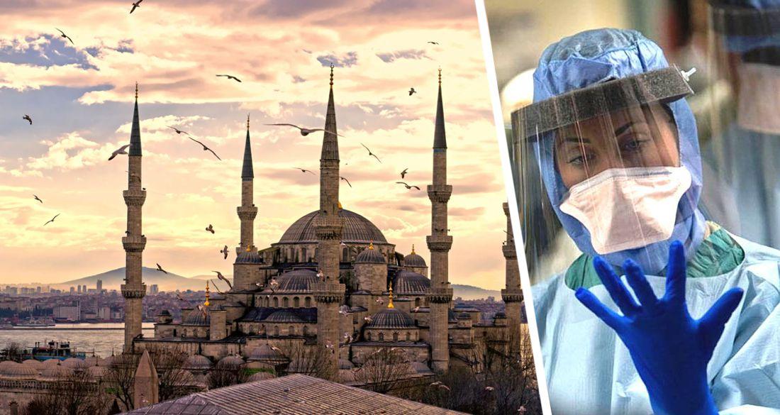 Новый антирекорд: Турция идет в лидеры по Covid-19 в мире
