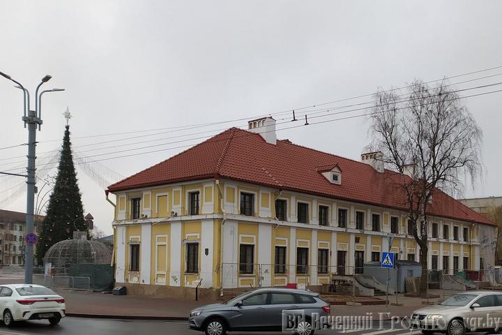 В Гродно появится новая скульптура. Рассказываем, что об этом известно