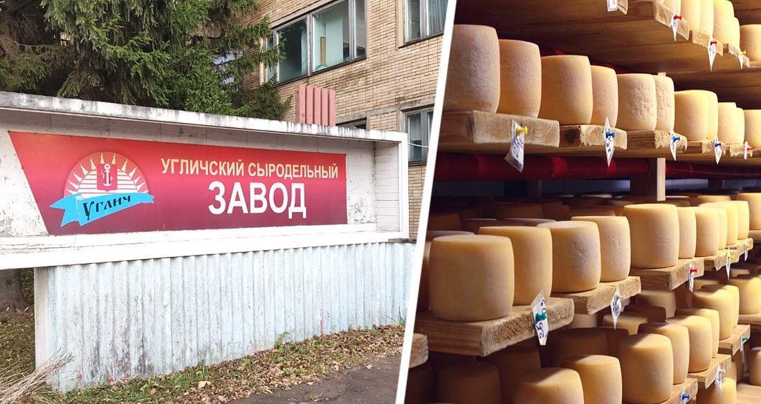 В Угличе для туристов откроют «Музей советского сыроделия». ФОТО