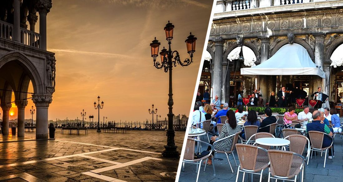 «Венеция стоит на коленях»: закрылось старейшее и самое популярное у туристов кафе, не успевшее отпраздновать 300-летие