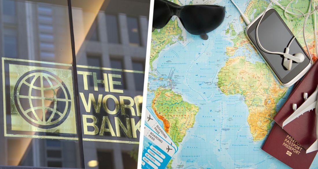 Туризм получил ориентир: Всемирный Банк сообщил, сколько будет восстанавливаться мировая экономика после ковида
