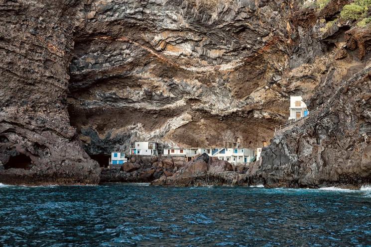 Porís de Candelaria: маленькая деревня, скрытая в гроте острова Ла Пальма