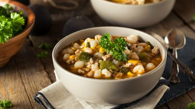 Два испанских супа, чтобы согреться в зимнее время