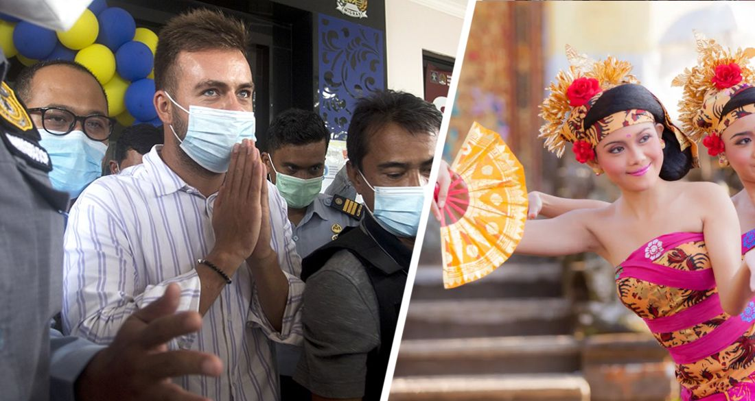 Российского блогера – звезду Instagram депортировали с Бали