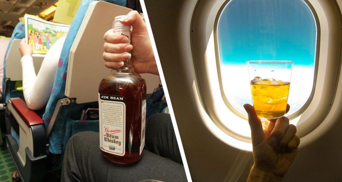 Российская туристка устроила пьяный дебош в самолёте, возвращаясь из Турции