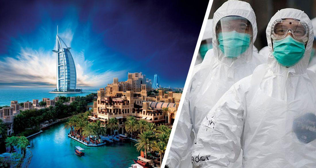 Дубай запретил развлекательные программы и живую музыку в отелях и ресторанах