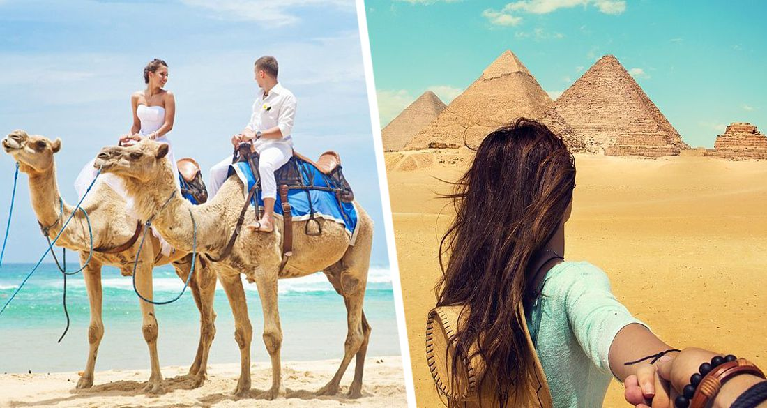 «Проведи зиму в Египте»: запущена реклама египетских курортов. ВИДЕО