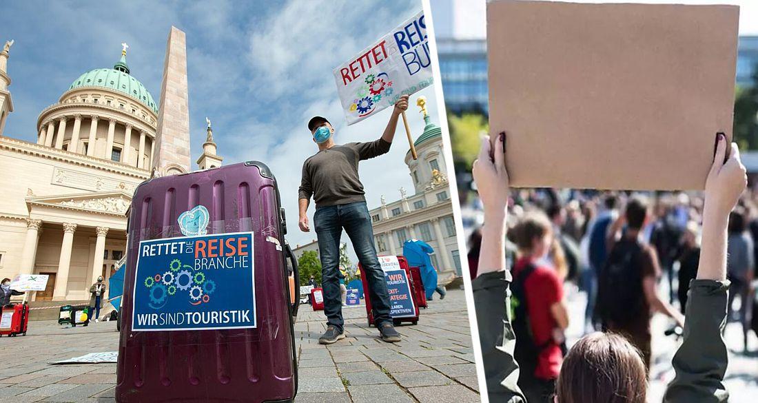 Турфирмы угрожают протестами и беспорядками: властям Германии поставлен ультиматум, если туризм не откроют