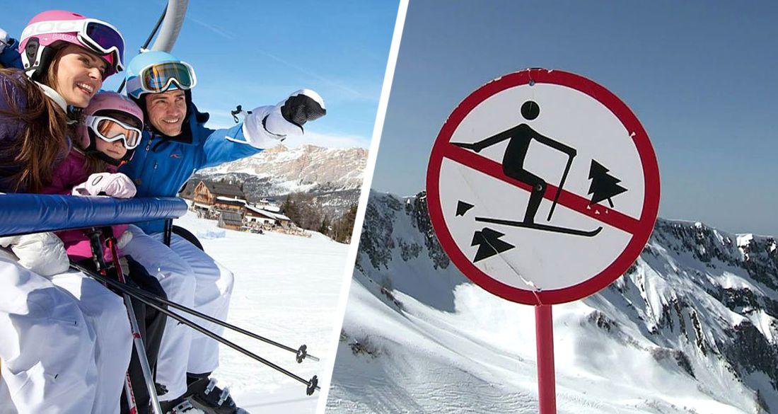 Франция решила не открывать горнолыжные курорты
