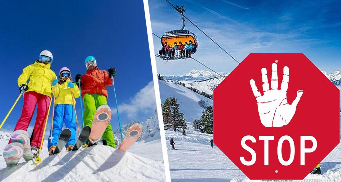 На горнолыжный курорт Турции отменили сразу 17 рейсов: ковидная блокировка продолжается