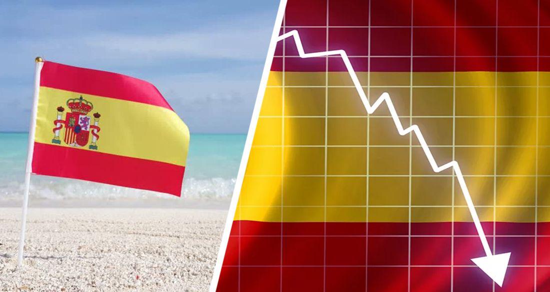 Туризм Испании скатился к 1970 году