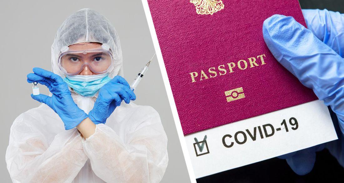 Индия введет сертификат вакцинации для туристов
