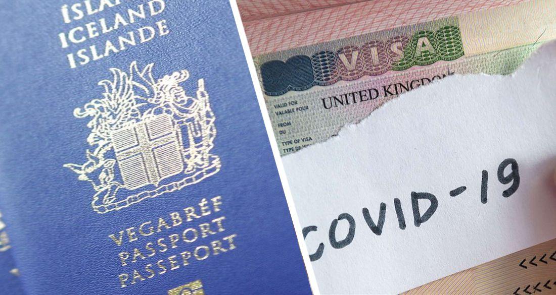 Первая страна Шенгена ввела для туристов ковидные паспорта