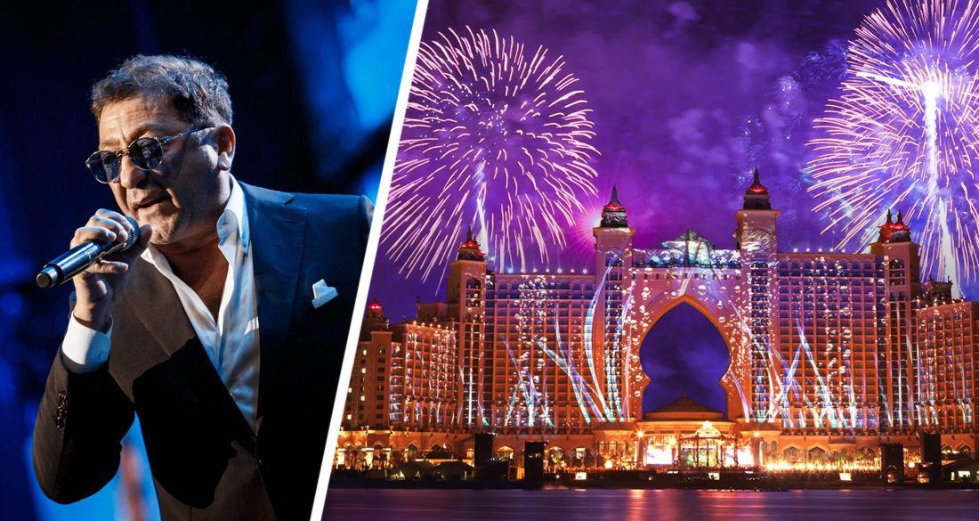 В Дубае пройдет рождественский фестиваль с участием Григория Лепса и Тимати