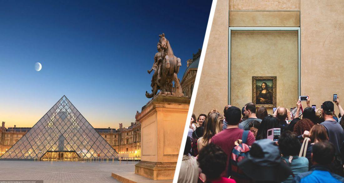 Самые популярный музей в мире подвёл итог 2020 года и прослезился