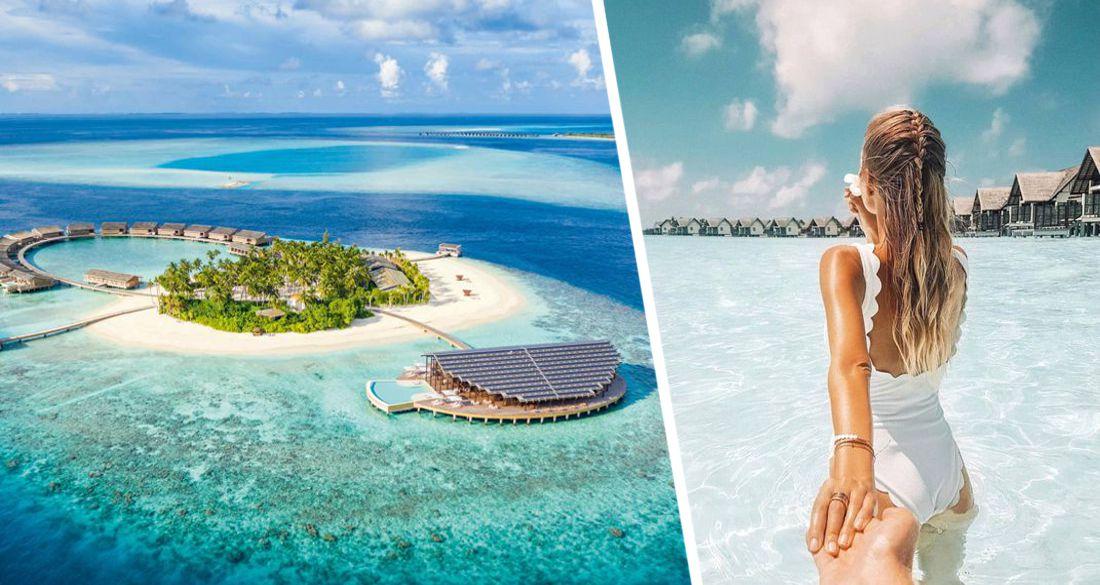 За первые 2 недели 2021 года на Мальдивы улетели 10 000 российских туристов