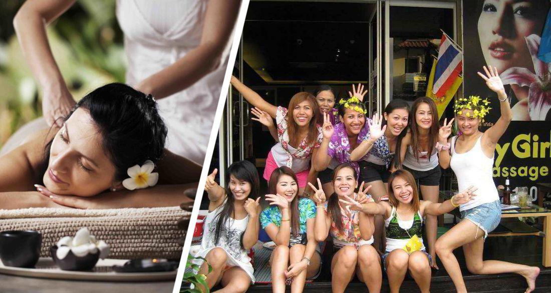 К протестам туриндустрии всего мира против ограничений присоединились массажные салоны Паттайи