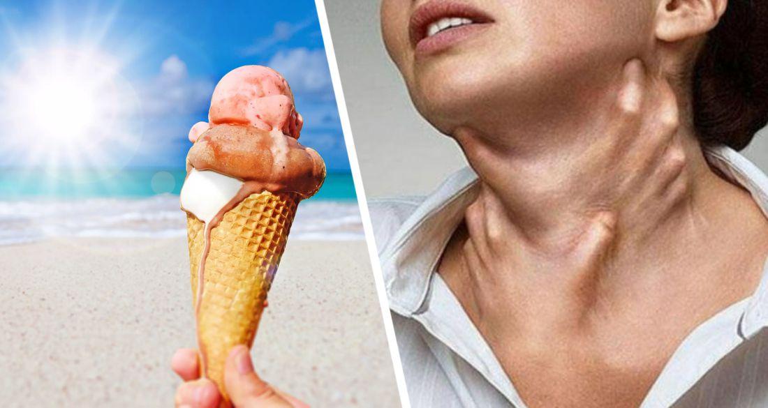 Туристка умерла на отдыхе, попробовав мороженое
