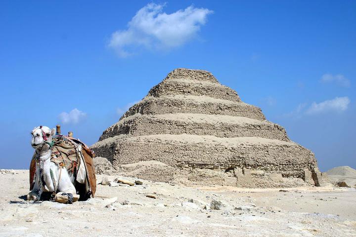 Египет объявил об открытии новой сокровищницы в некрополе Саккара