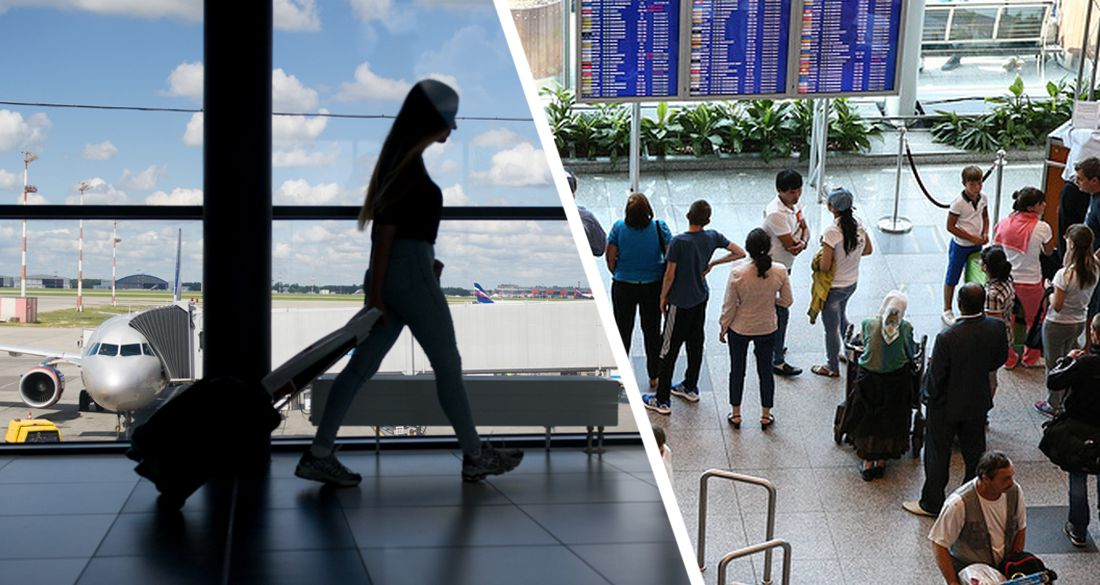 За 2020 год российские авиакомпании перевезли 69,17 млн пассажиров