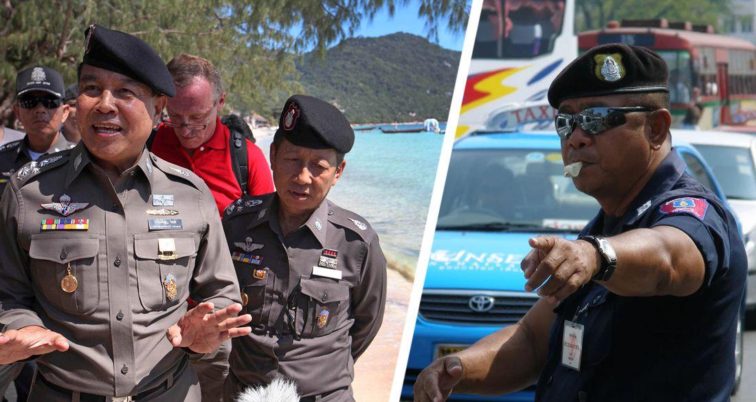 В главной туристической провинции Таиланда приказано закрыть все отели и турфирмы