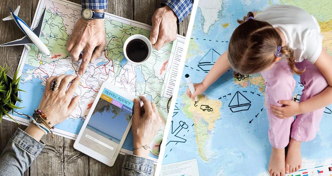 Как долго вы планируете путешествие? Исследователи узнали, сколько для этого нужно российским туристам