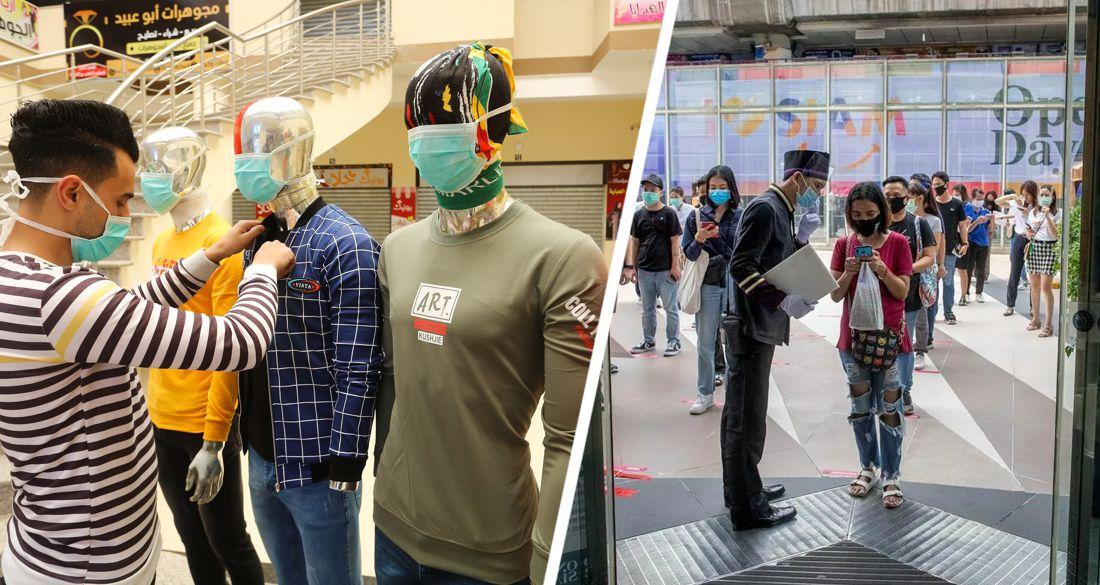 Дубай смягчил правила шоппинга для туристов