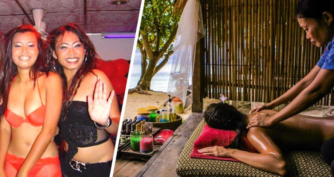 В Паттайе начали работать массажные салоны: кого обслуживать непонятно...