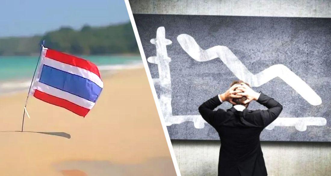 Крах туризма в Таиланде: обанкротилось 90% турфирм