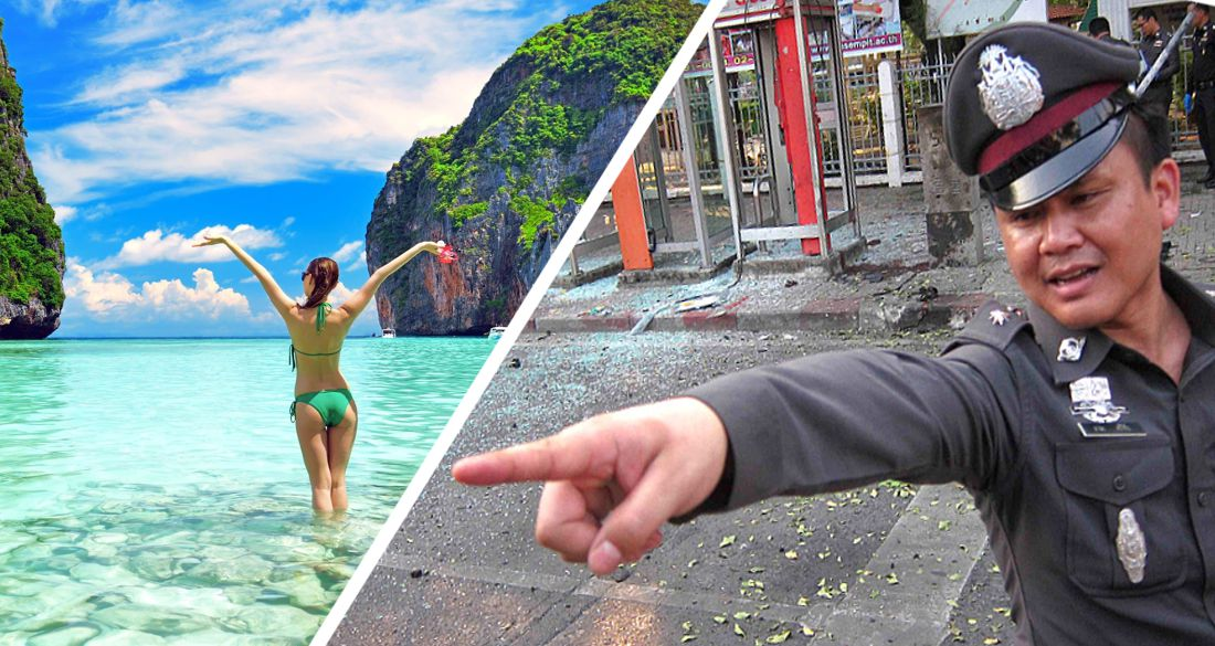 «Мы не позволим туризму восстановиться до прежнего уровня», - власти Таиланда