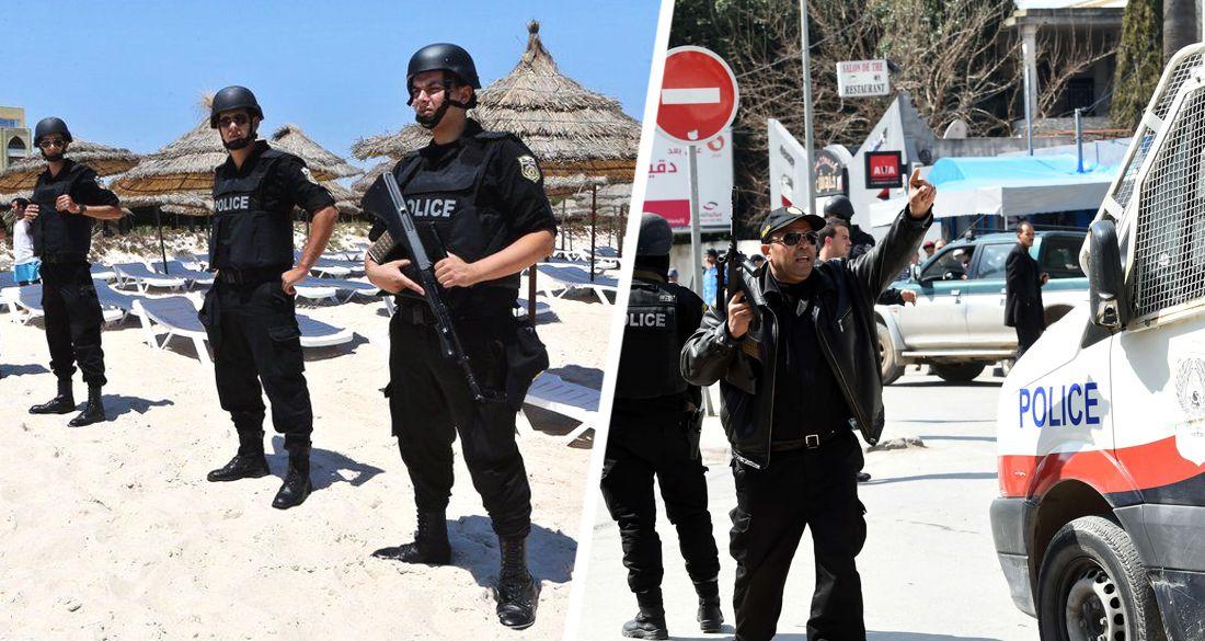 В Тунисе начались массовые беспорядки: на туризме можно поставить крест