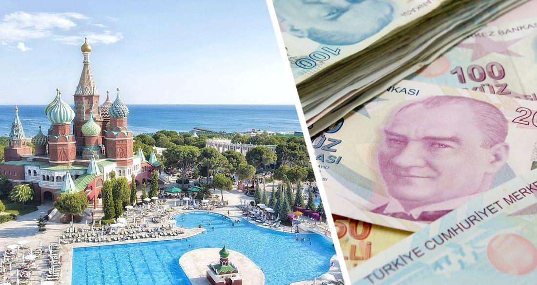 Отели Турции увязли в долгах