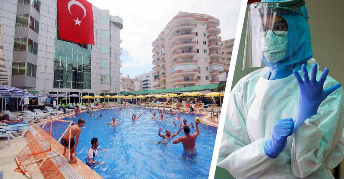 В Турции назвали дату полного снятия блокировок и ограничений для туристов