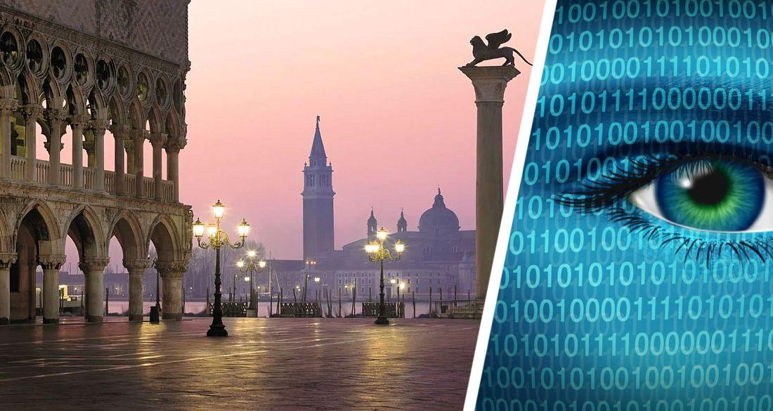 Венеция запускает глобальную слежку за каждым туристом и его шагом