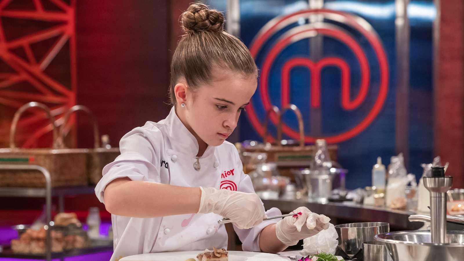 Аурора из провинции Кадис стала самой юной победительницей детского кулинарного шоу «MasterChef Junior» в Испании