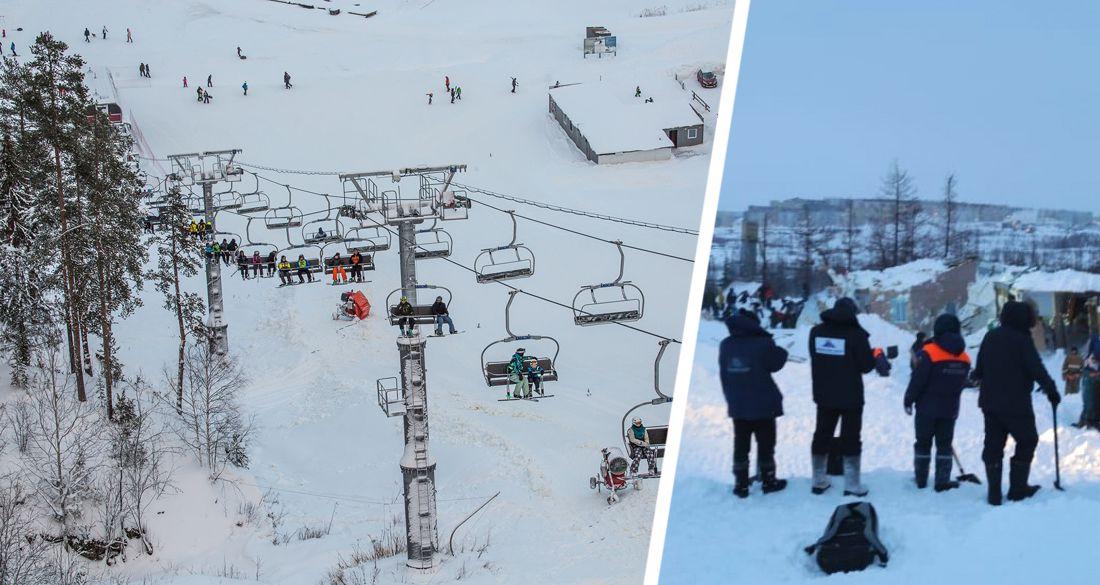 Местные жители напали на горнолыжный курорт