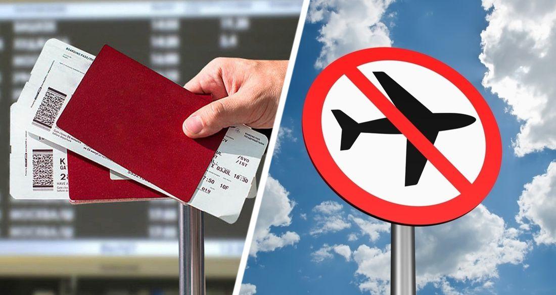 Обанкротились 42 авиакомпании: полный список