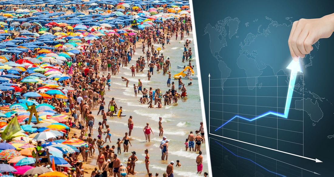 Начался 1000% рост туристических бронирований: названы страны ажиотажного спроса