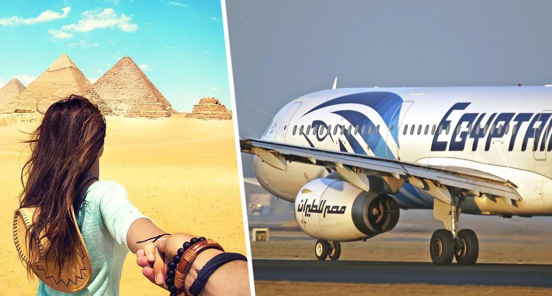 Российских туристов начинают доставлять в Египет 5 раз в неделю